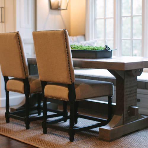 Rustic Custom Table Buckhead