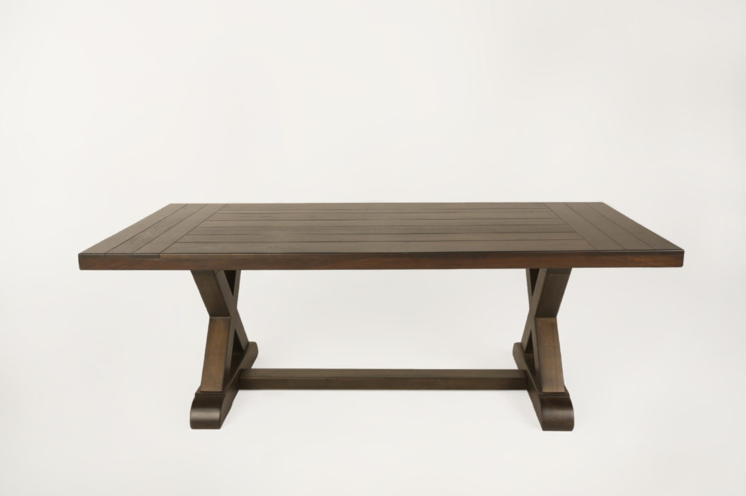 rustic farm custom telluride table