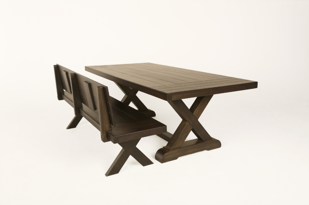 farmhouse kitchen telluride table