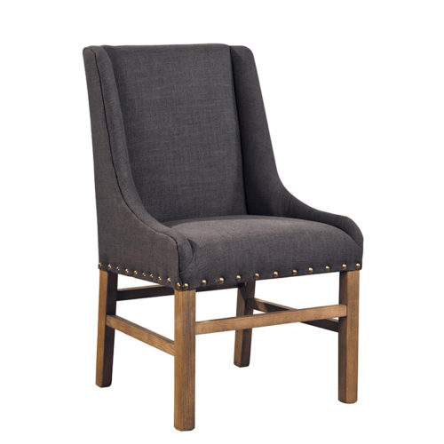 Low-arm-grey-linen-chair 2