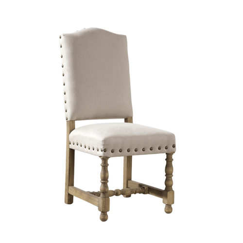 linen-nailhead-dining-chair-natural