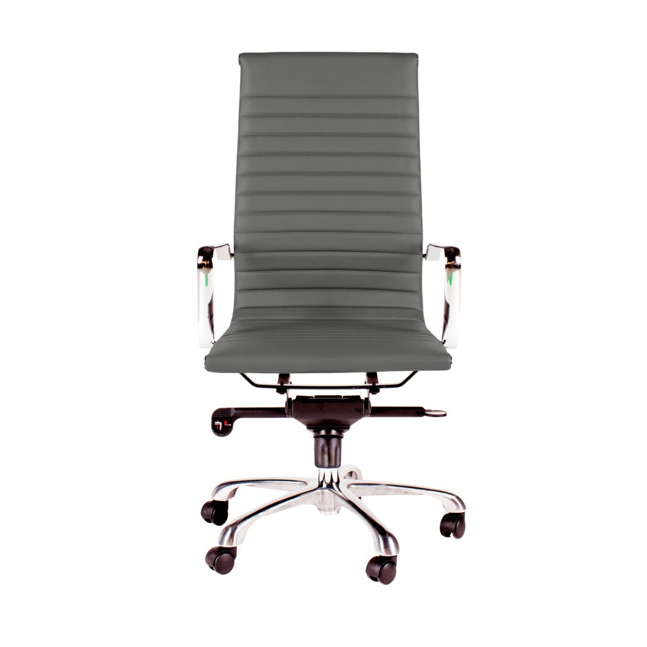 Omega Office Chair High Back Rustic Trades Furniture