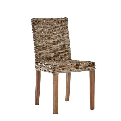 Rustic Trades largo side dining chair