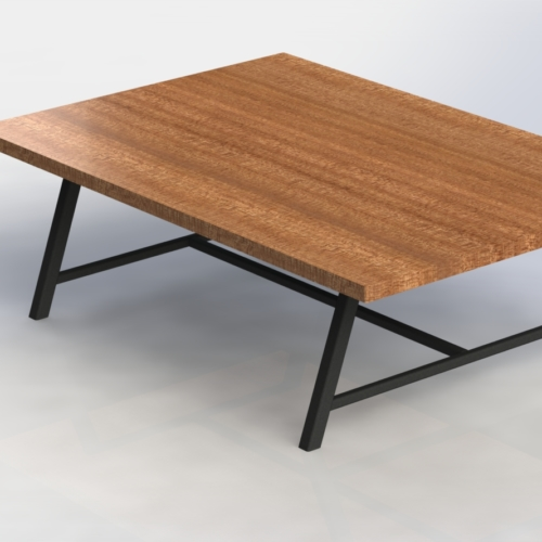 Braylon A Frame Desk COFFEE TABLE