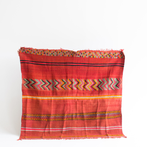 Wild At Heart Berber Kilim_5-0 x 5-0