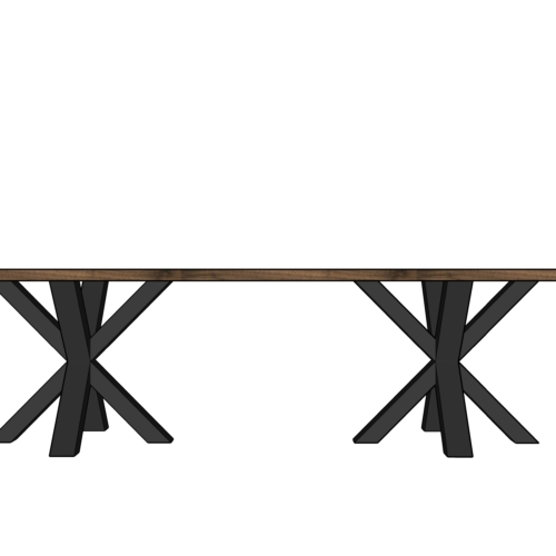 Braylon DOUBLE Asterisk TABLE